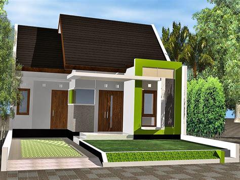 kumpulan gambar desain rumah hook minimalis  lantai type