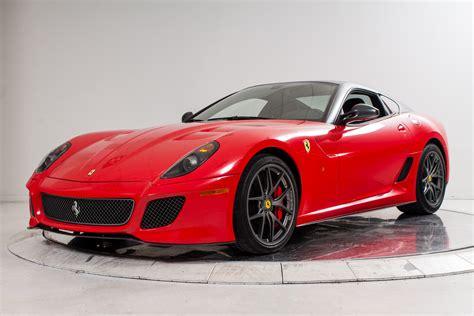 Glamorous Ferrari 599 Gto For Sale In The Us Gtspirit