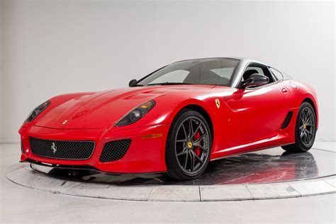 This affects some functions such as contacting salespeople, logging in or managing your vehicles for sale. Glamorous Ferrari 599 GTO For Sale in the U.S - GTspirit