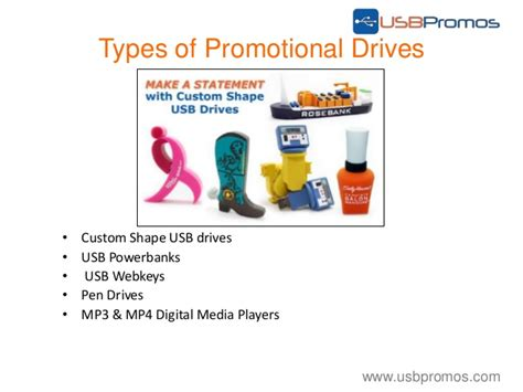 Types Of Promotional Drives