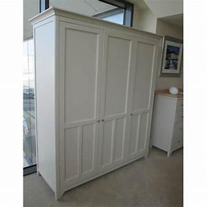 Wardrobes Clearance Ercol Pinto Triple Wardrobe Clearance