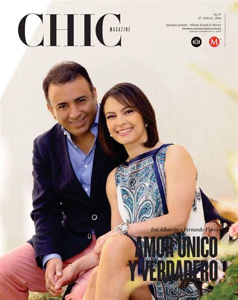 monica lopez flores chic magazine edomex edici 243 n 57 by chic magazine estado de