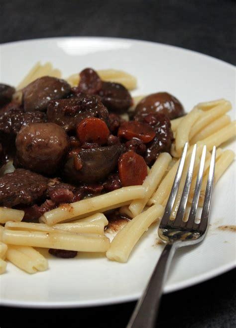 cuisine boeuf bourguignon recette boeuf bourguignon un classique de la cuisine