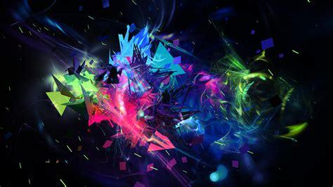 Abstract Black Color Splash by Color Splash Desktop Wallpaper Pixelstalk Net