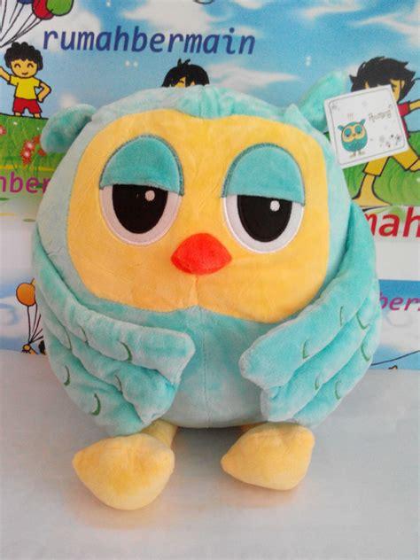 bantal owl burung hantu hijau jual boneka roumang owl the heirs boneka burung hantu