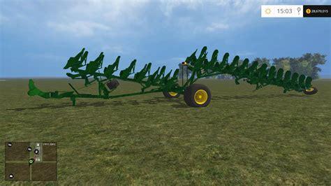 titan plow  mod farming simulator   mod