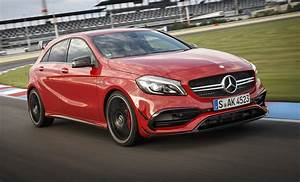 Mercedes A45 Amg Prix : 2016 mercedes benz a class amg a45 pricing and specifications styling boost upgraded features ~ Gottalentnigeria.com Avis de Voitures