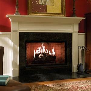 Royal, Hearth, Wood, Fireplace, By, Heat, U0026, Glo