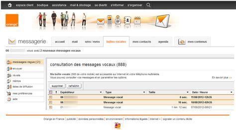 message d absence bureau tutoriel la messagerie vocale visuelle sans la m sosh