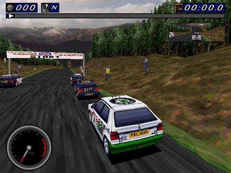 rally championship   sports game