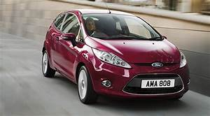 Ford Fiesta 1 6  2008  Review
