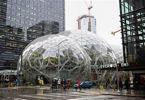 Amazon39s New Office Space 39The Spheres39 Will Change The