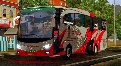 euro truck simulator  indonesia lengkap mod