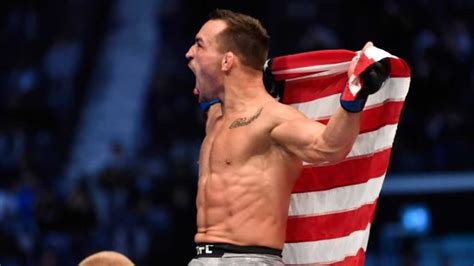 michael chandler  knockout octagon debut stops
