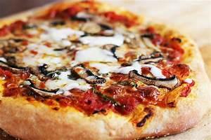Homemade Pizza Recipe | SimplyRecipes.com
