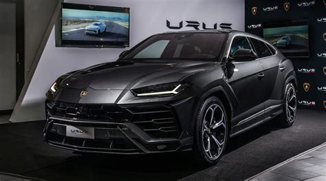 Lamborghini Urus Delivered In California To O'gara Coach