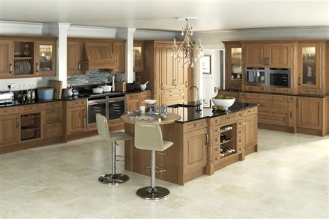 traditional kitchen design oak kitchens traditional