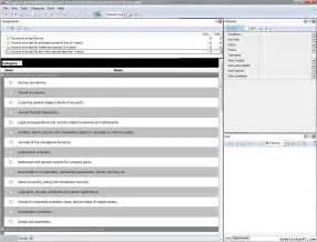 Checklist Document Template