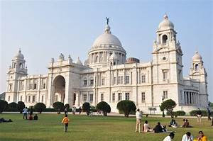 VICTORIA MEMORIAL HOUSE AT KOLKATA