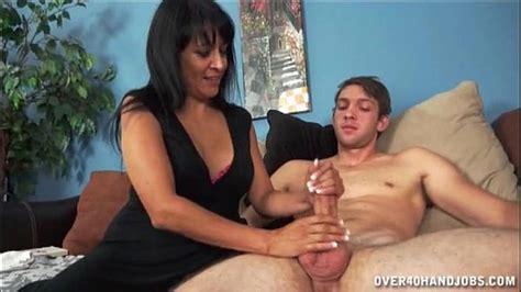 Sexy Brunette Milf Handjob Xvideos