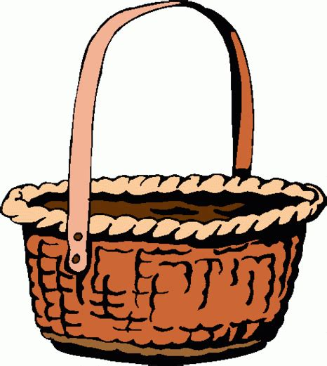 You can download the png for free in the best resolution and use it for design. Empty Easter Basket Clipart - ClipArt Best