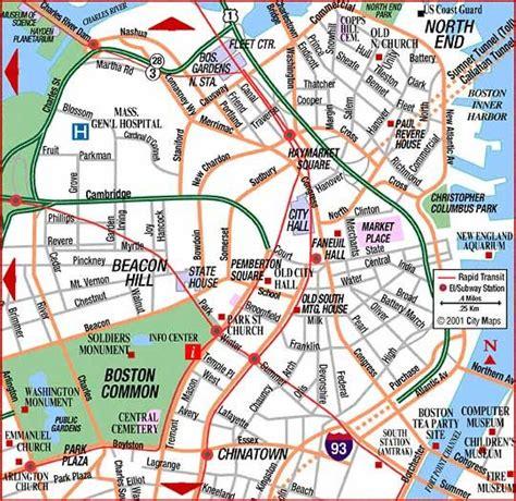 walking map  north  permalink road map  central