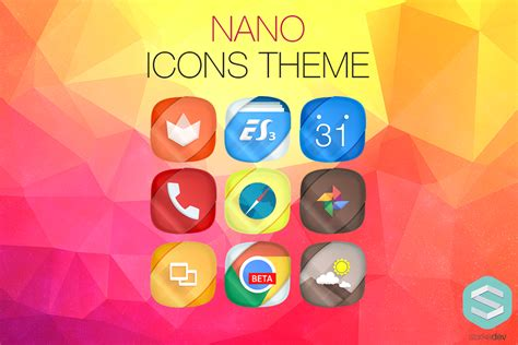 best icon packs for android best icon sets for android users free get a new look