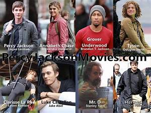 The Sea Of Monsters Cast The Heroes Of Olympus Photo