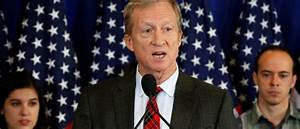 Is Steyer Funding Climate Lawsuit Fracas?   The Daily Caller