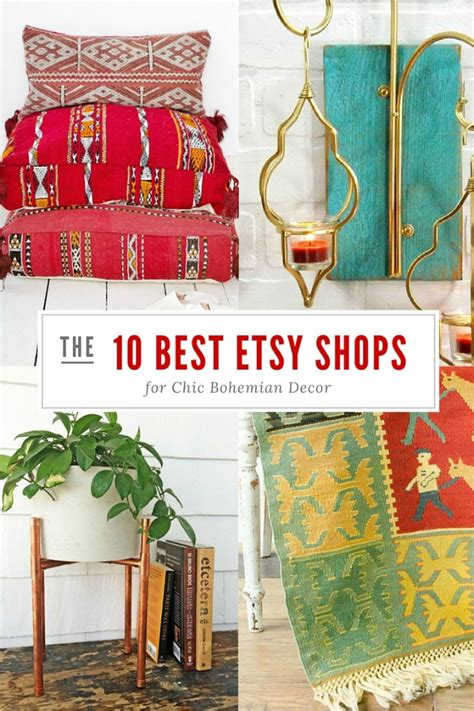 10 best bohemian decor etsy shops laura trevey