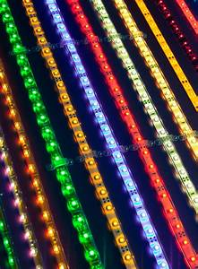 Color Changing LED Strip Lights - More Useful Than Bigfoot?