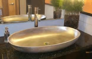 Elite Bath Ov Oasis Bronze Sink