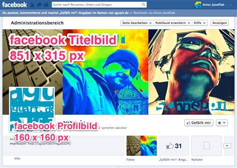 Facebook Titelbild Und Profilbild