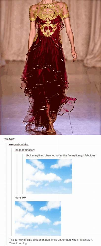 Fire Nation Changed Everything Attacked Got Fabulous