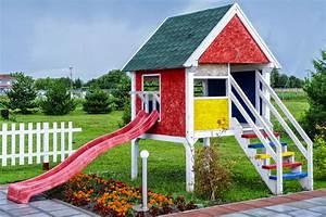 Kinder Haus Garten : ein spielhaus im garten so wird das gartenhaus zum ~ Articles-book.com Haus und Dekorationen
