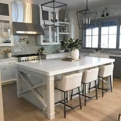 kitchen island with farmhouse interior design ideas home bunch interior design ideas