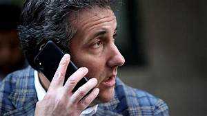 An Exclusive Interview With Michael Cohen's Cellphone