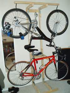 make your own ceiling bike rack for under 50 163 35 two