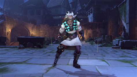 overwatch adds halloween skins weapons  poses today