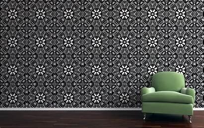 Wallpapers Pattern Wall Enamel Blank Fabrics Zoom