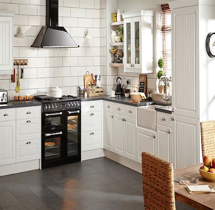 prices of kitchen cabinets b q it chilton white country style kitchen compare 4410