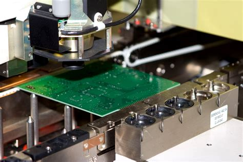 Automated Assembly Printed Circuit Boards Contract