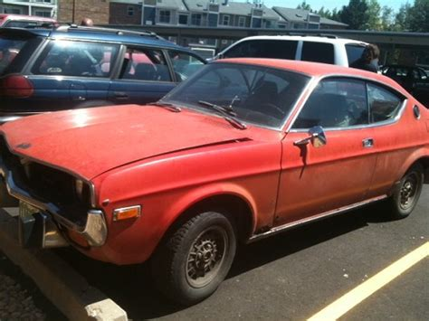 1974 Mazda RX4 $2,500 - 100453327