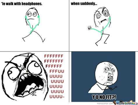 Headphones Meme - troll headphones by icethatpuk meme center