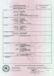 share certificate template australia - fancy australian birth certificate pictures online birth