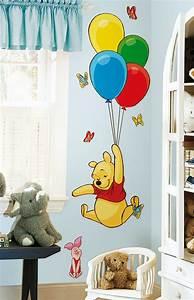 Winnie Pooh Wandtattoo Xxl : roommates wandsticker xxl winnie pooh winnie the pooh ~ Bigdaddyawards.com Haus und Dekorationen