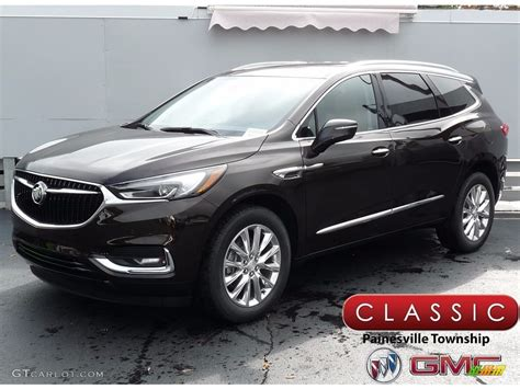 Buick Enclave Colors by 2018 Metallic Buick Enclave Premium Awd 123284399