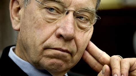 Sen. Chuck Grassley receives backlash for tweet about the