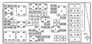 1981 Corvette Fuse Box Diagram       Justanswer Com
