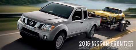 Nissan Frontier Towing Capacity